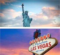 """טיול מאורגן בארה""""ב - החלום האמריקאי ולאס וגאס החל מכ-$3350*"""