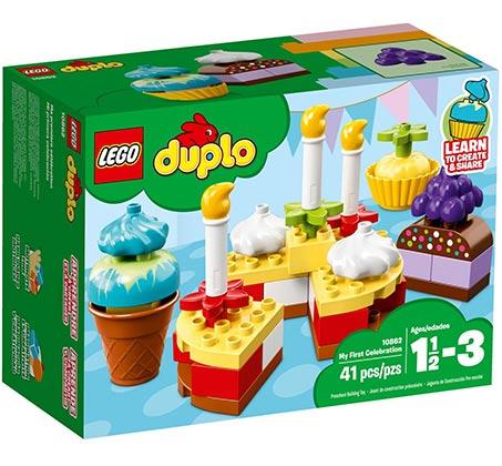 החגיגה הראשונה שלי - משחק לילדים LEGO