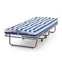 מושלם לאירוח! מיטה מתקפלת קלה במיוחד לאירוח הכוללת מזרן נוח במיוחד