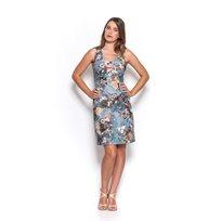 שמלת  אוליביה פרחונית