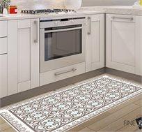 שטיח מעוצב דגם אופוויט רגוע בגדלים לבחירה