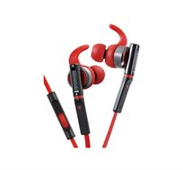 אוזניות ספורט IN-EAR דגם KH-SR800-R מבית KENWOOD