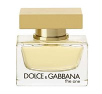"בושם לאשה The One Dolce Gabbana א.ד.פ 75 מ""ל"
