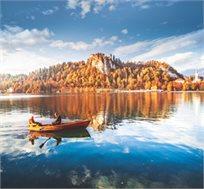 חבילת נופש בחג הפסח באגם בלד - סלובניה כולל טיסות ורכב רק בכ-€888*