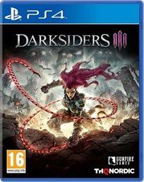 Darksiders III 3 PS4 אירופאי!