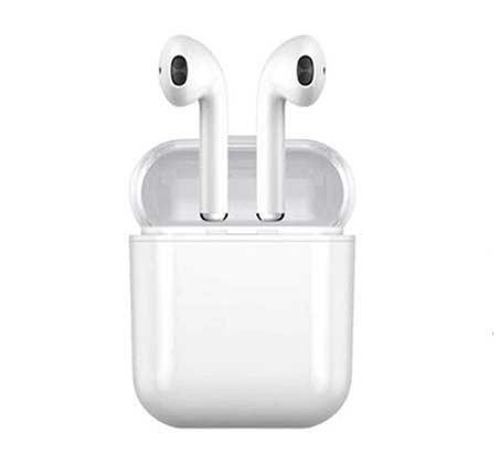 אוזניות Bluetooth סטריאו TWS micro אלחוטיות נטענות דגם 2019