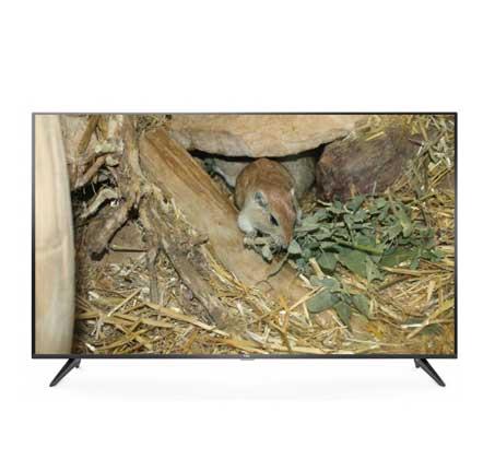 """מסך טלווזיה SMART TV 50"""" TCL 4K דגם L50P65"""