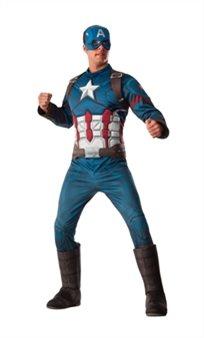 הנוקמים קפטן אמריקה מבוגרים סופר דלוקס
