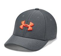 כובע מצחיה UNDER ARMOUR לגברים - אפור