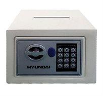 כספת / קופה דיגיטלית עם פתח עליון הניתנת לחיבור לקיר, ארון או רצפה, דגם HD-19-E מבית HYUNDAI