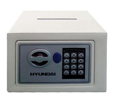 כספת / קופה דיגיטלית עם פתח עליון דגם HD-19-E מבית HYUNDAI