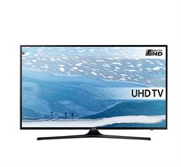 """טלוויזיה """"SAMSUNG LED SMART TV 60 ברזולוצית 4K תפריט בעברית דגם UE60KU6072 - משלוח חינם!"""