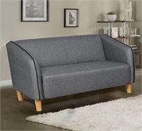 ספה דו מושבית בעיצוב מודרני HOME DECOR דגם LIROY