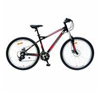 אופני הרים אלומיניום 21 הילוכים בעל חישוק כפול ובולם אחד