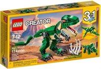 לגו דינוזאור ירוק