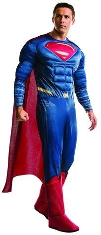 סופרמן שחר הצדק  שרירי דלוקס מבוגרים M 42-44