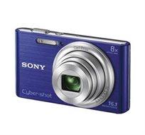 מצלמת סוני סטילס דיגיטלית דגם DSC-W830V צבע סגול