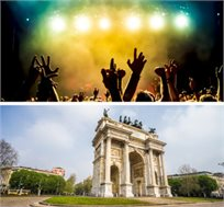 """הופעה של ג'ייסון דרולו במילאנו כולל טיסות ו-3 לילות ע""""ב ארוחת בוקר במלון לבחירה החל מכ-€299* לאדם!"""