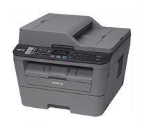 מדפסת משולבת  BROTHER דגם MFC-L2710DN הכוללת מדפסת לייזר איכותית מכונת צילום מסמכים וסורק