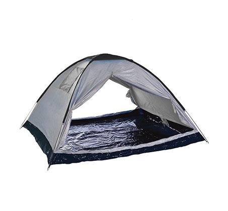 אוהל 2 פתחים CAMPTOWN ל-6 אנשים BREEZE