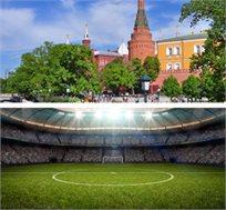 מונדיאל 2018! 2 משחקים בשלב הבתים כולל 3 לילות במוסקבה החל מכ-€1599*