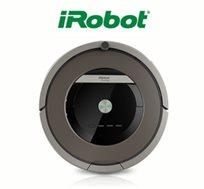 הדור החדש והמהפכני! IROBOT Roomba 870 עם מערכת ה- AeroForce המנקה בעוצמה חזקה יותר ויעילה יותר