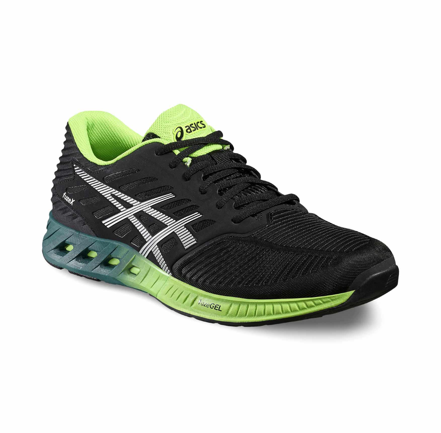 נעלי ריצה לגברים - דגם Asics FuzeX