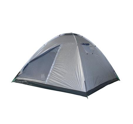 אוהל איגלו משפחתי ל-8 אנשים המכיל חומר מגן מקרינת שמש ורשתות נגד יתושים
