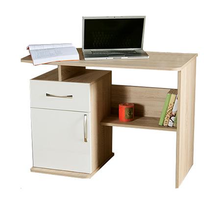 שולחן עבודה קלאסי עם ארונית צד דגם ASTOR