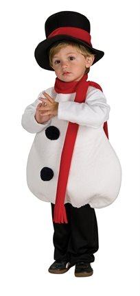 איש שלג דלוקס ילדים
