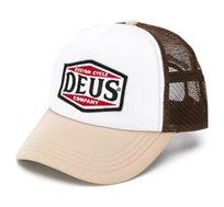 דאוס כובע מצחייה Deus Cap Tan