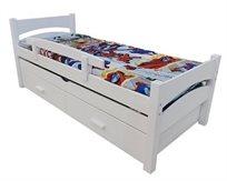 מבצע ברהיטי 'גבעת ברנר-יוניגל'! מיטת ילדים נפתחת 100% עץ מלא במבחר צבעים