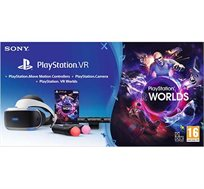 ערכת מציאות מדומה VR לקונסולת PlayStation4