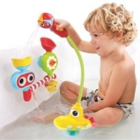 צעצוע אמבט הצוללת המשפריצה