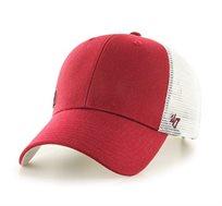 כובע רשת NY YANKEES - בורדו סמל קטן