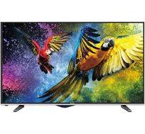 """טלוויזיה Hisense """"55 Smart LED 4K תמיכה ב-HDR תפריט בעברית 4 כניסות HDMI משלוח +התקנה חינם"""