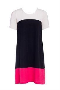 שמלה קולר בלוק