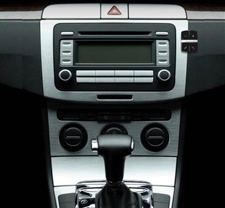 להפליא חדש! דיבורית BLUETOOTH BC6000 קבועה לרכב, כולל התקנה ברשת מוטורולה MQ-33
