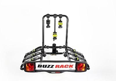 מנשא אופניים לוו גרירה+זרועות Buzz Rack 33010