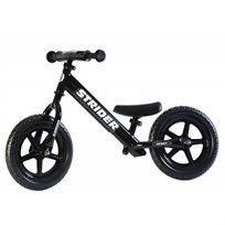אופני איזון סטריידר 12 ספורט - שחור