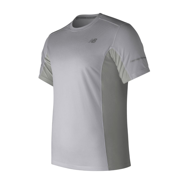 חולצת אימון לגברים - לבן