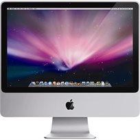 """מחשב Apple Imac Mb417ll All In One גודל 20"""" מעבד Intel Core 2 Duo זיכרון 2Gb דיסק קשיח 320Gb - מוחדש"""