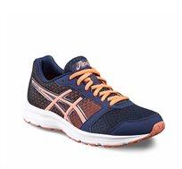 נעלי נשים נוחות Asics המיועדות לפעילות יומיומית של הליכה או ריצה ועמידה מרובה דגם Patriot 8 - משלוח חינם