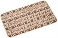 שטיח מעוצב לחדר - גאומטרי בז