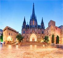 """טיול מאורגן ל-8 ימים בברצלונה, קוסטה ברווה וצרפת כולל לינה ע""""ב חצי פנסיון החל מכ-$646* לאדם!"""