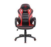 כיסא גיימרים ארגונומי ובטיחותי כולל כרית תמיכת צוואר דגם SPIDER-NITE