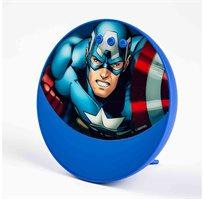 רמקול בלוטוס בעיצוב קפטן אמריקה