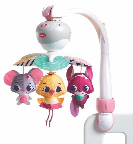 מובייל נייד חשמלי עם חיבור מהיר טייני לאב - עכברונת