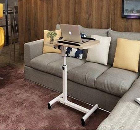 שולחן מתכוונן למחשב נייד HomeTown  - תמונה 4