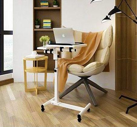 שולחן מתכוונן למחשב נייד HomeTown  - תמונה 3